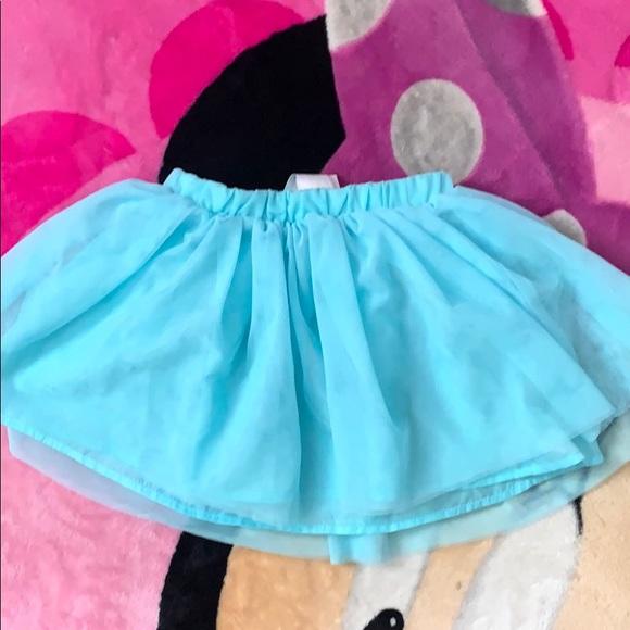 Disney Other - Baby blue Girl skirt